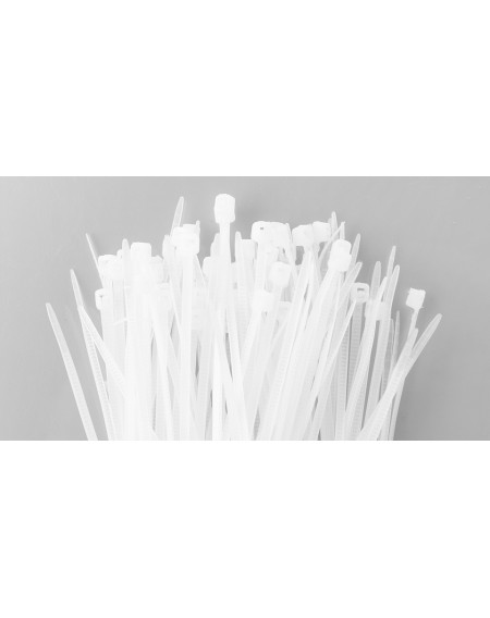 1.8*80mm Nylon Cable Zip Ties (800-Pack)