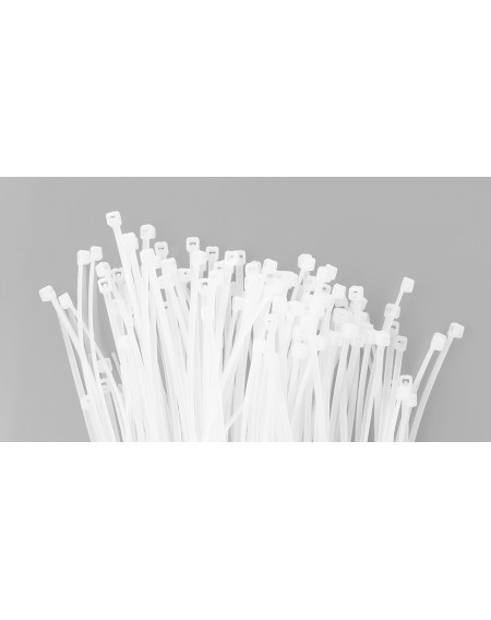3*120mm Nylon Cable Zip Ties (800-Pack)