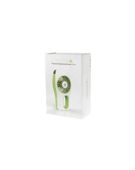 2-in-1 USB Powered Beauty Humidifier Cooling Fan (40ml)