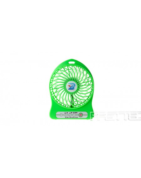 LS-F95 3-Mode USB / Battery Powered Mini Cooling Fan