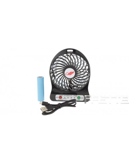 F-95B 3-Mode USB / Battery Powered Mini Cooling Fan