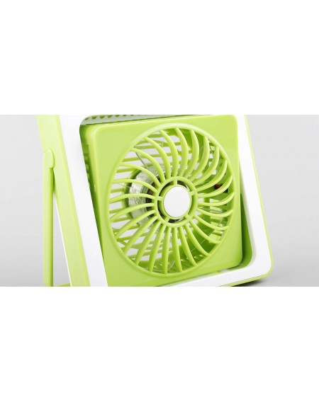 Mini Hand-held USB Rechargeable Cooling Fan