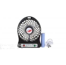 F-95 3-Mode USB / Battery Powered Mini Cooling Fan