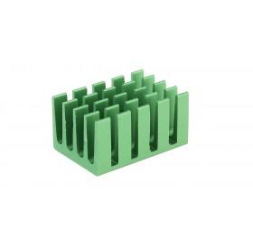 19*14*11mm Aluminum Heatsink (4-Pack)