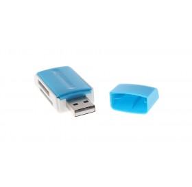 4-in-1 USB 2.0 Card Reader