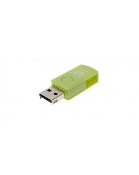 2-in-1 USB 2.0 / Micro-USB OTG microSD Card Reader